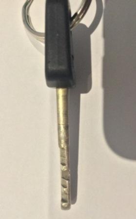 ABUS Plus Key