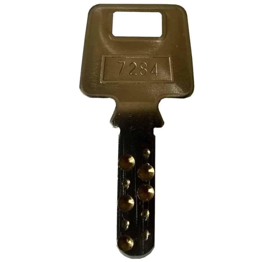 Dimple safe keys
