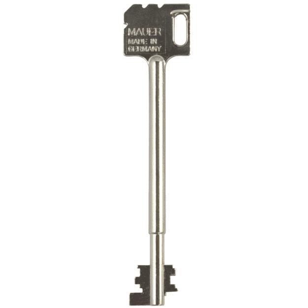 Single- and double-bit safe keys
